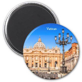 Aimant rond Vatican
