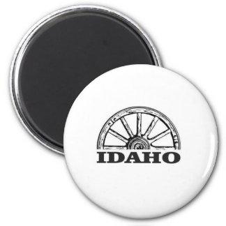 Aimant Roues de l'Idaho
