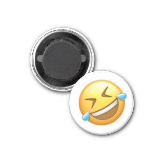 Aimant Roulement du plancher - Emoji