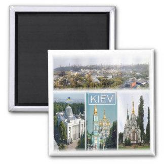 Aimant RU * La Russie - Kiev Kyiv Ukraine