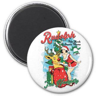Aimant Rudolph vilain