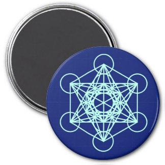 Aimant sacré de la géométrie d'Arkhangel Metatron