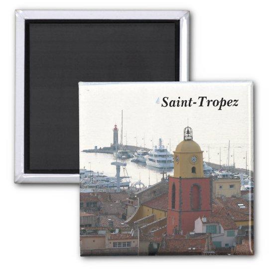 Aimant Saint-Tropez -