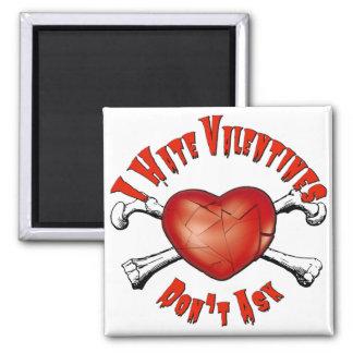 Aimant Saint-Valentin de haine des Anti-Valentines I ; Ne