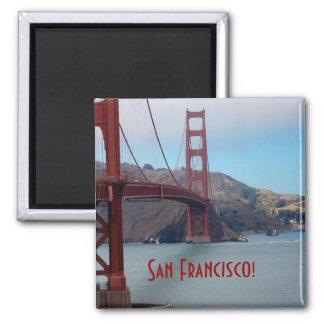 Aimant San Francisco, golden gate bridge