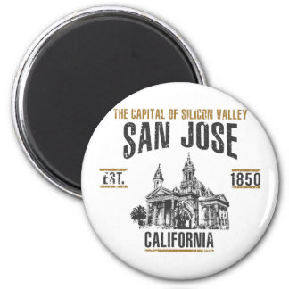 Aimant San Jose