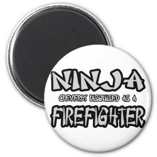 Aimant Sapeur-pompier de Ninja…