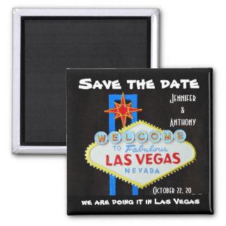 Aimant Sauvez épouser de Las Vegas de date