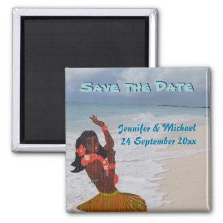 Aimant Sauvez le mariage hawaïen de date