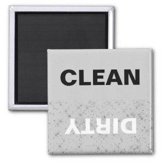 Aimant Scintillant nettoyez/lave-vaisselle sale