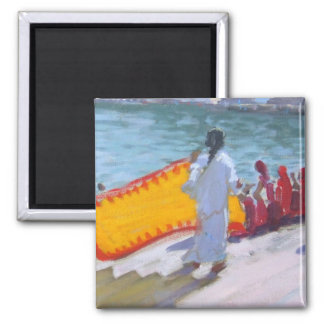 Aimant Séchage de Sari Pushkar