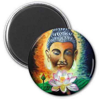 Aimant seigneur Bouddha