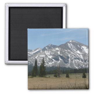 Aimant Sierra montagnes de Nevada I de Yosemite