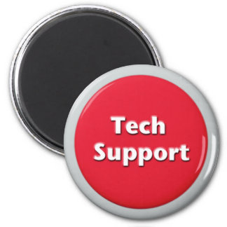 Aimant Signal d'alarme rouge de support technique