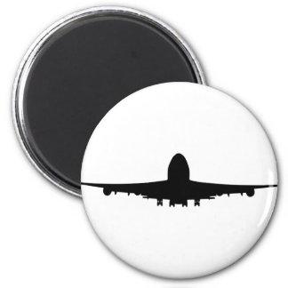 Aimant Silhouette plate de décollage