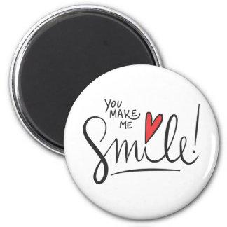 Aimant Simple pourtant assez vous m'incitez à sourire