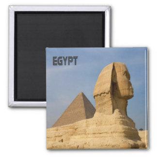 Aimant Souvenir d'aimant de réfrigérateur de l'Egypte