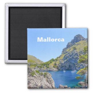 Aimant Souvenir de Majorque, Espagne SA Calobra
