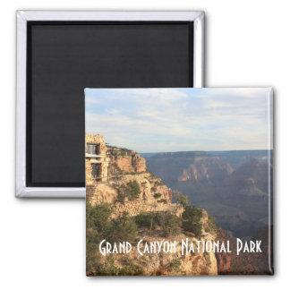 Aimant Souvenir de parc national de canyon grand