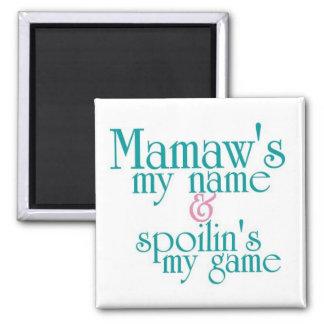 Aimant Spoilins mon Jeu-Mamaw 3