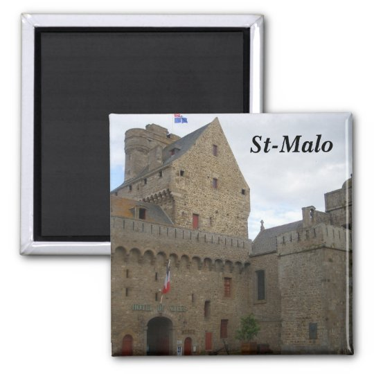 Aimant St-Malo -