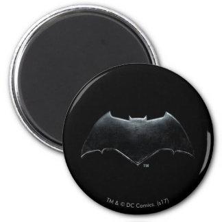 Aimant Symbole métallique de la ligue de justice   Batman