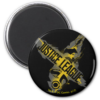 Aimant Symboles de ligue et d'équipe de justice de la