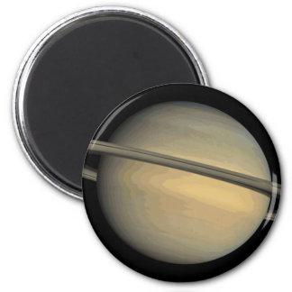 Aimant Système solaire de Saturn de planète
