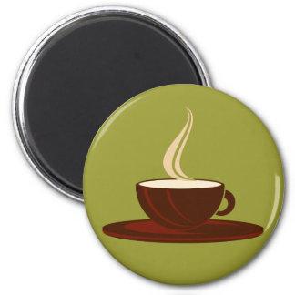 Aimant Tasse de café cup coffee