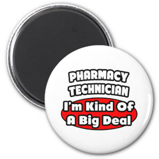 Aimant Technicien de pharmacie. Affaire
