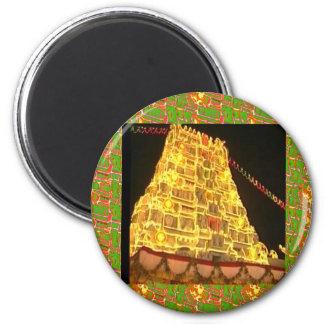 Aimant Temple hindou de TIRUPATI : L'Inde du sud