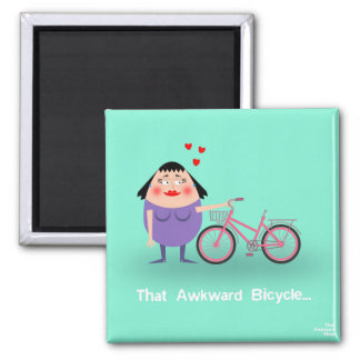 Aimant That Awkward Bicycle