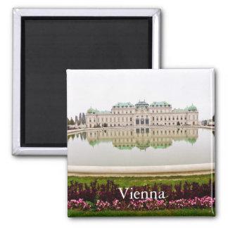 Aimant Tourisme vintage de voyage de Vienne