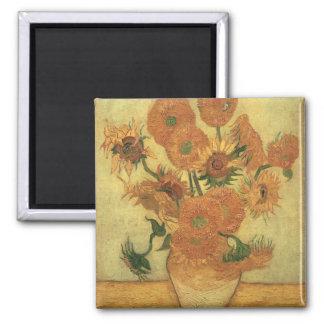 Aimant Tournesols de Vincent van Gogh |, 1889
