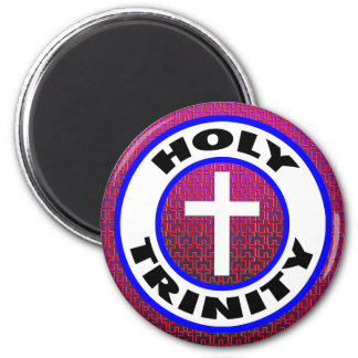 Aimant Trinité sainte