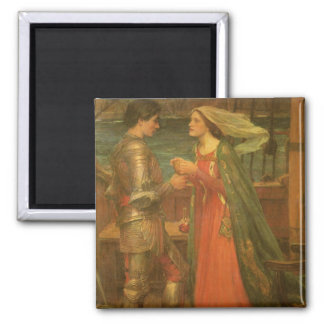 Aimant Tristan et Isolde par le château d'eau, beaux-arts