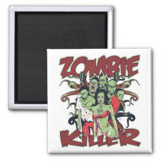 Aimant Tueur de zombi