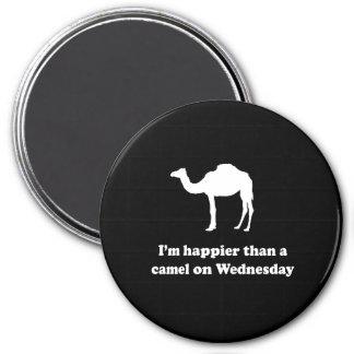 Aimant Un chameau mercredi