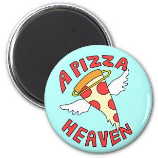 Aimant Un ciel de pizza