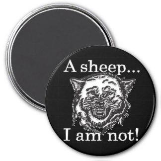 Aimant Un mouton… Je ne suis pas