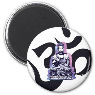 Aimant vague 3 de Bouddha