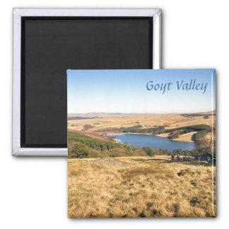 Aimant Vallée de Goyt, photo maximale de souvenir de