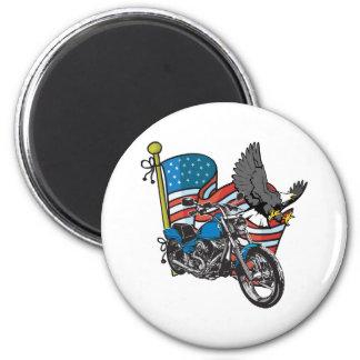 Aimant Vélo américain Eagle
