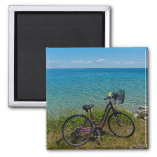 Aimant Vélo chez Mackinac