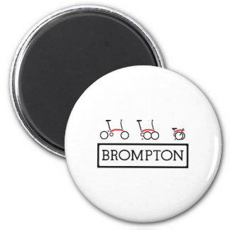 Aimant Vélo se pliant de Brompton