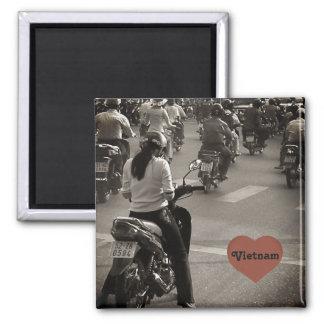 Aimant Vélos du Vietnam