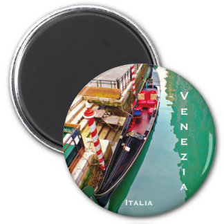 Aimant Venise, Italie (IT) - station de gondole