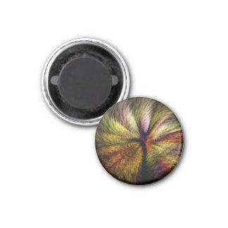 Aimant «vibration» multicolore fraktal