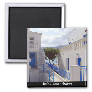 Aimant Ville d'Andros - Andros