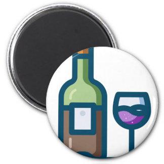 Aimant Vin
